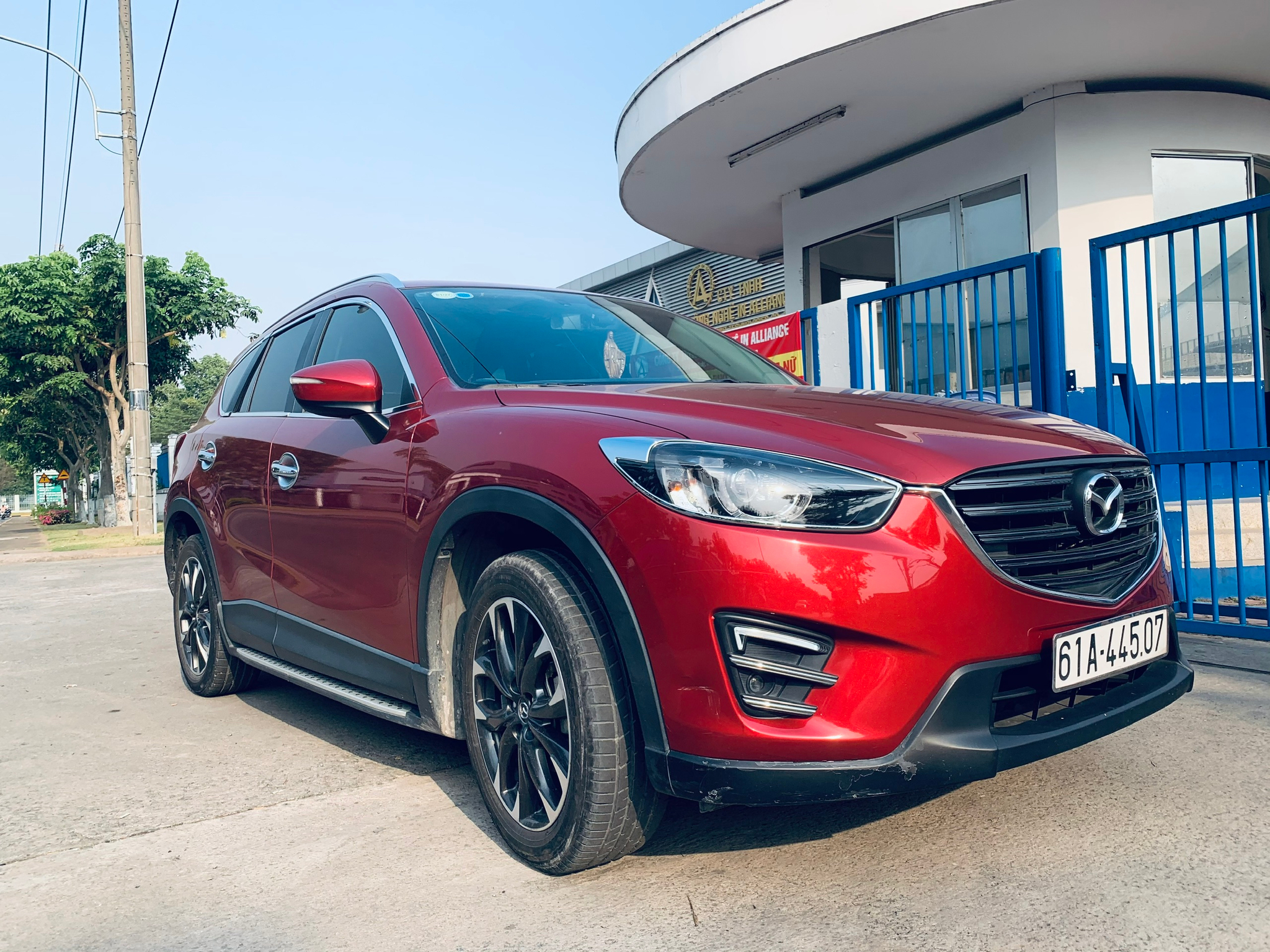 Review Mazda CX5 2017 facelift: Best of CUV