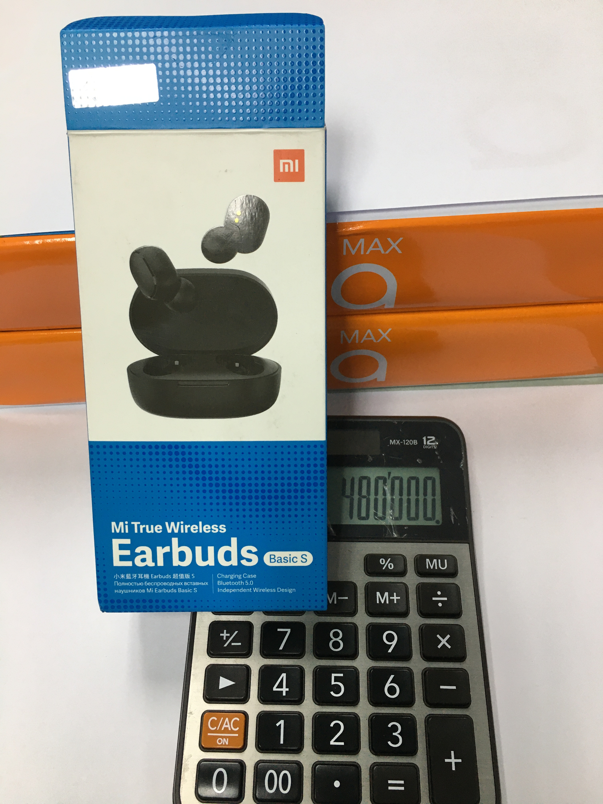 Review tai nghe Xiaomi Earbuds Basics (True wireless)