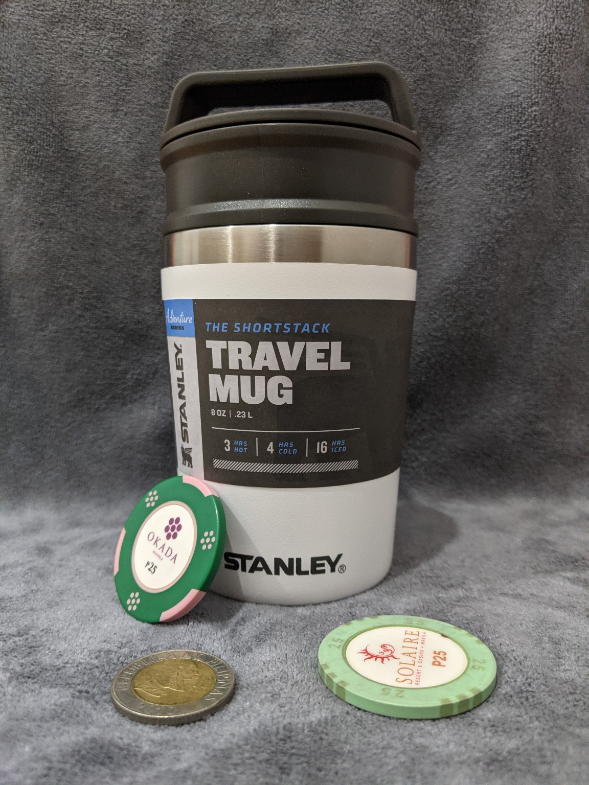 Review Ly Stanley Travel Mug