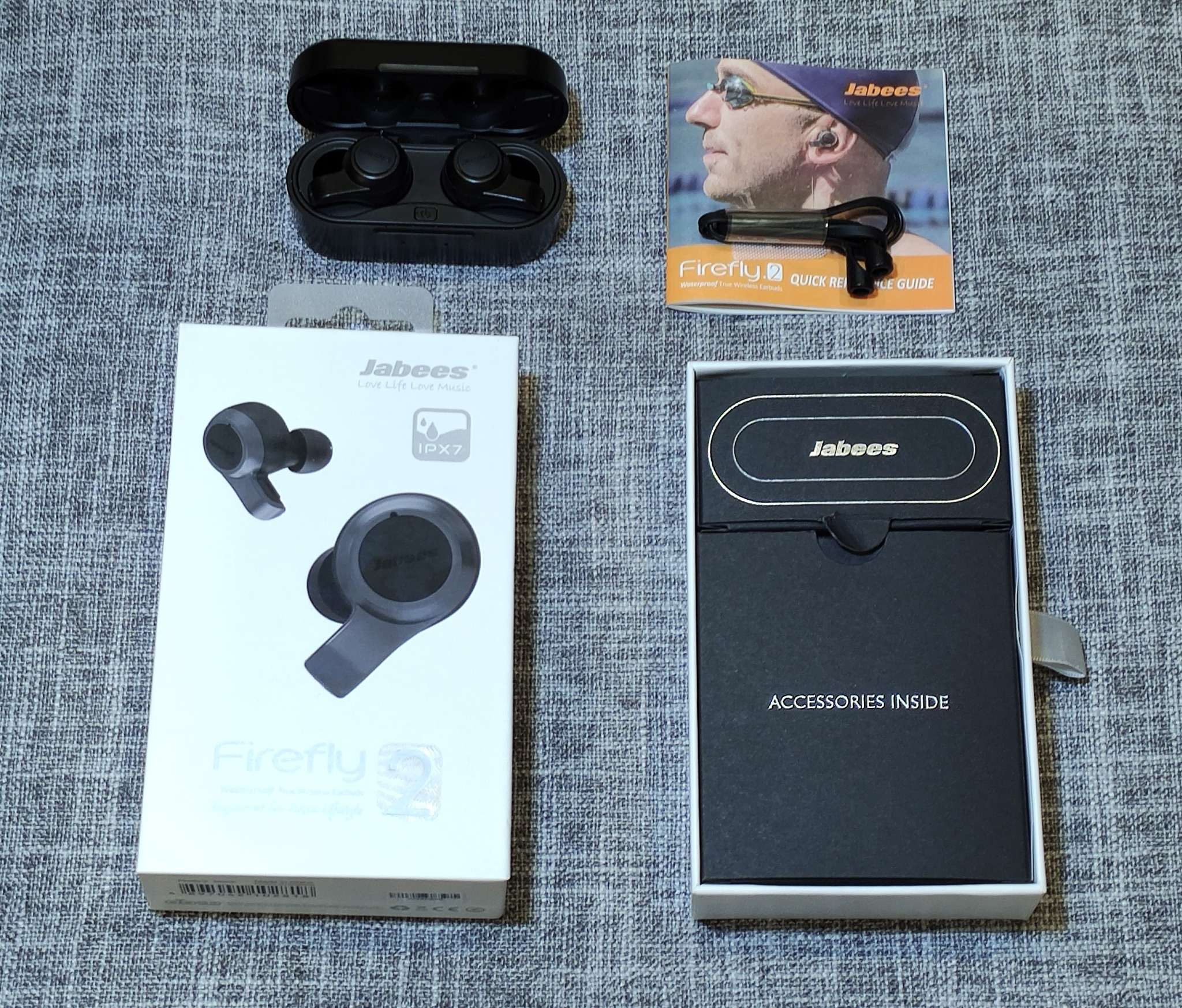 Review Review tai nghe True Wireless Jabees Firefly 2