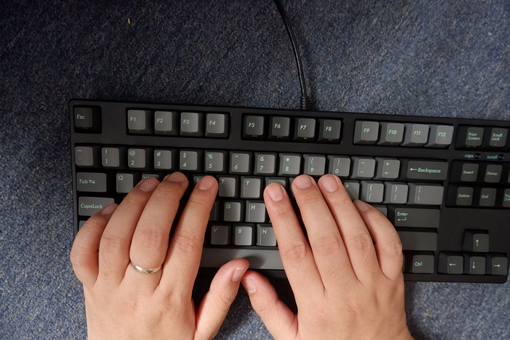 Review Filco Majestouch 2SS
