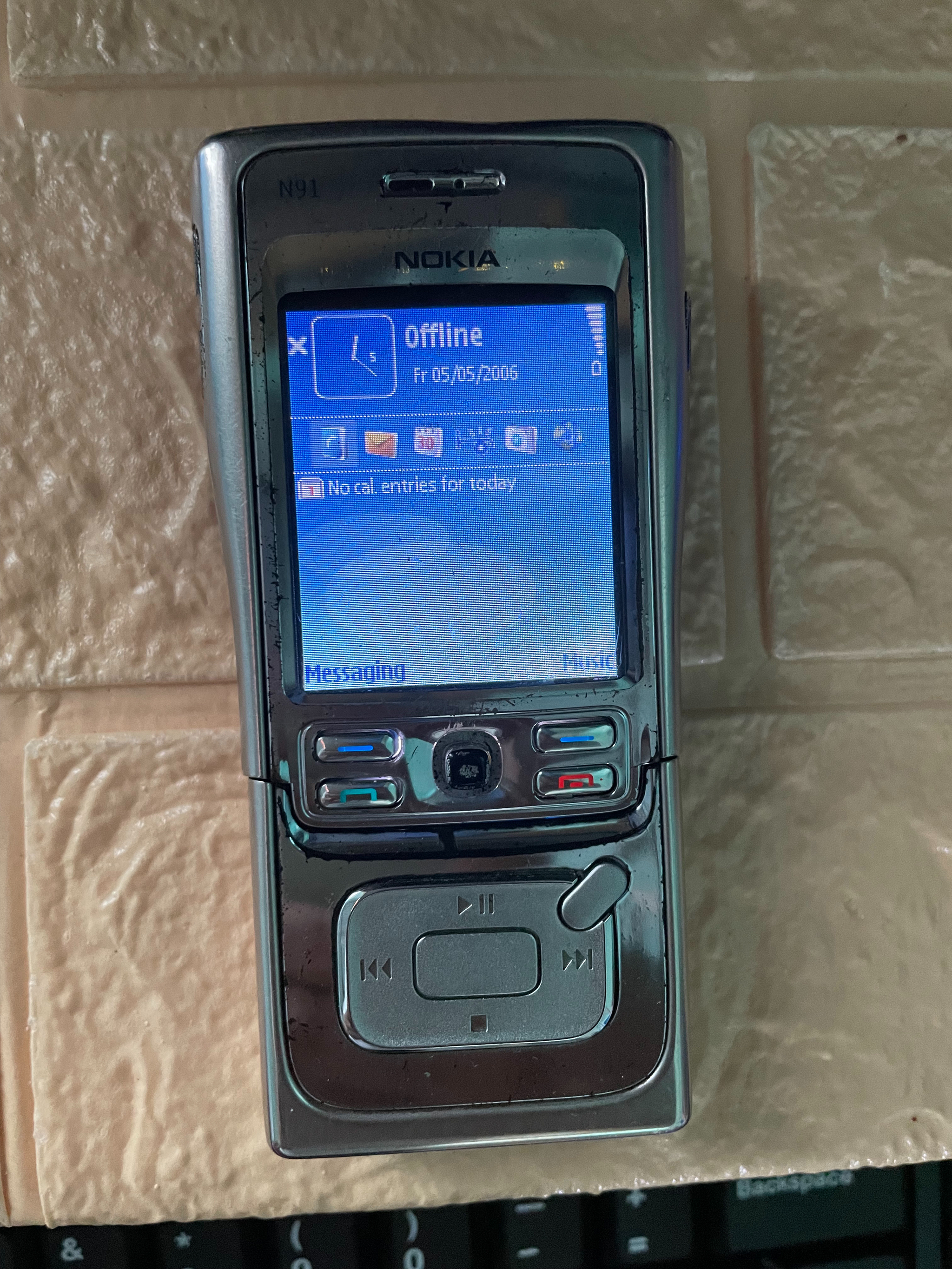 Review Nokia N91 4GB