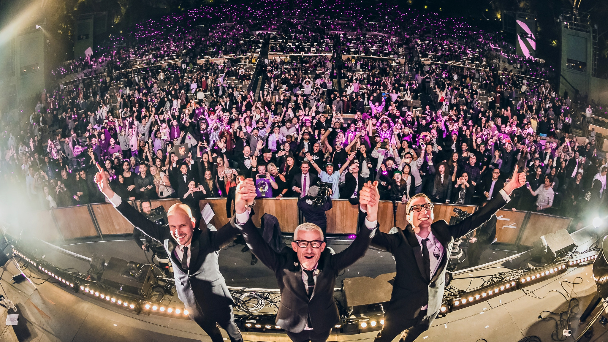 Cùng nghe album Acoustic: Live at the Hollywood Bowl của Above & Beyond