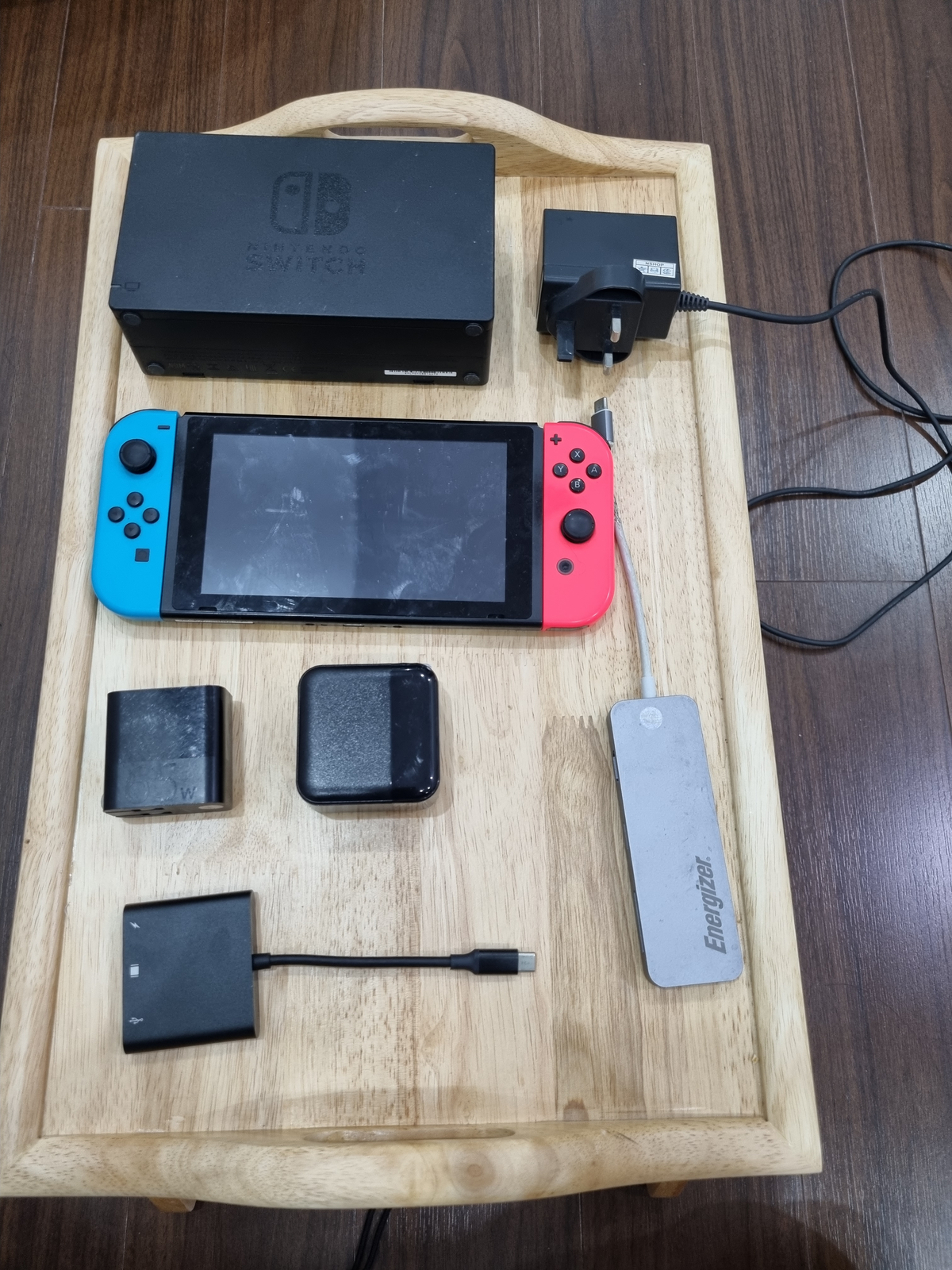 Review Dock du lịch 2 trong 1 cho Nintendo Switch